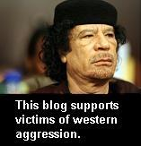 This blog supports victims of western aggression
