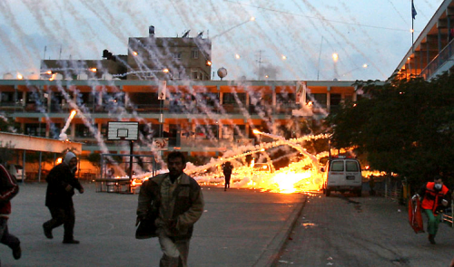 israyhell-using-white-phosphorous