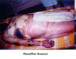 Muzaffar Avazov - boiled alive by the Uzbek regime