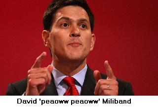 David 'peaoww peaoww' Miliband