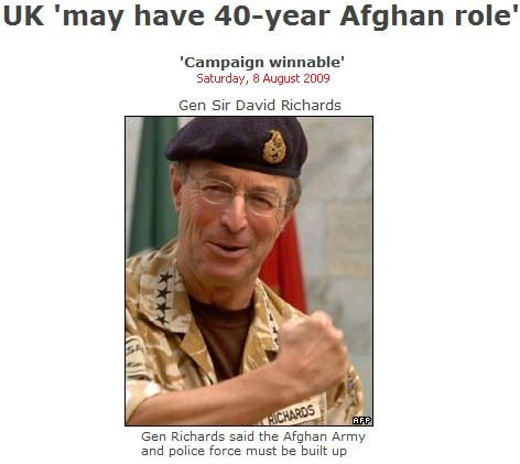 Afghanistan - a picture tells a thousand words