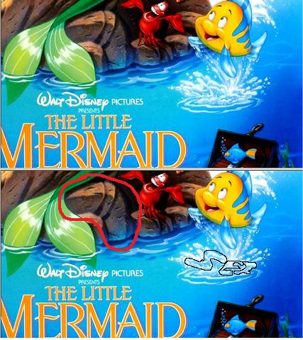 little mermaid cartoon sex The Little  Red Chaperone F70.